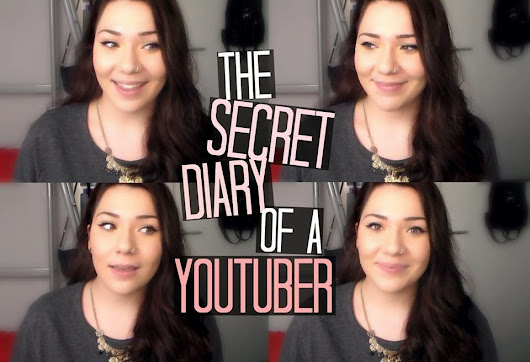 The Secret Diary Of A Youtuber
