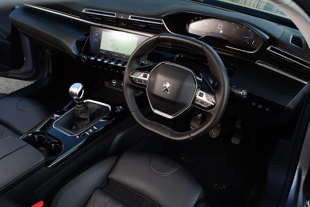 Peugeot 508 Fastback 2018