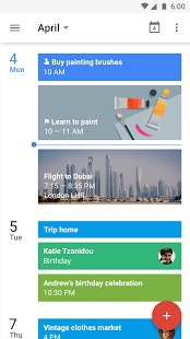 Best Calendar apps for Android users