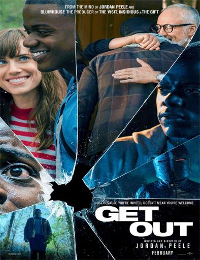 Get Out (Déjame salir) (2017) [Mejorada]