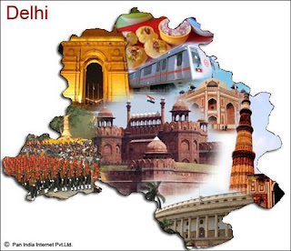 right time to visit Delhi