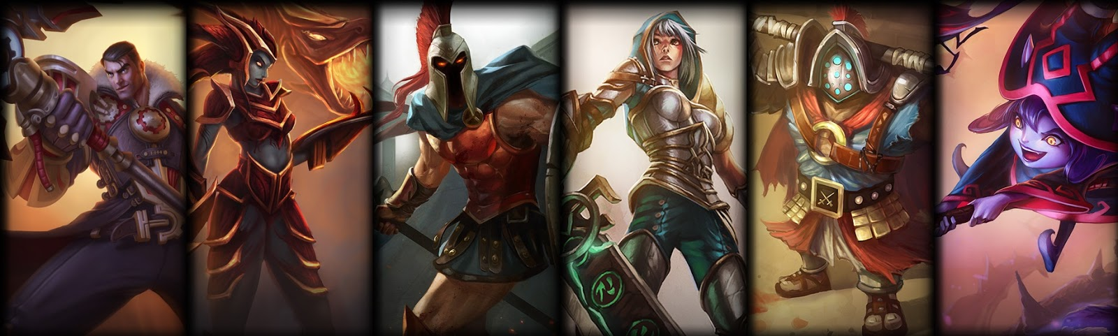 Surrender at 20: New Champion and Skin Sale 11/2 - 11/5