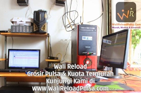 Web Resmi Server Wali Reload Pulsa Termurah Saat Ini