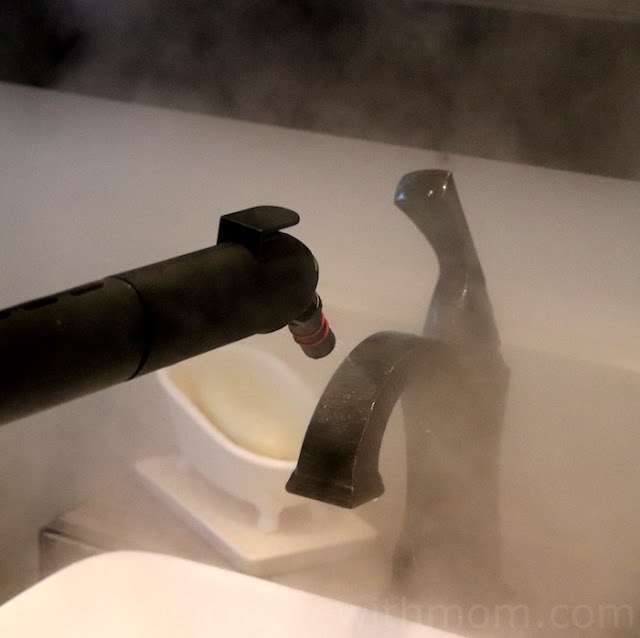 surface cleaner steamer