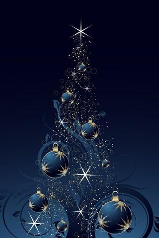 3d Xmas Live Wallpaper Iphonezone Fantastic Christmas Wallpapers For Iphone