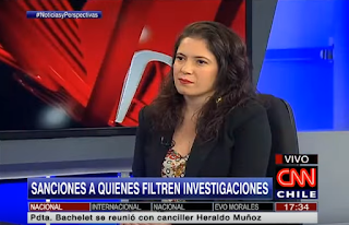 """Presidenta del Colegio de Periodistas: """"La sanción del Senado abre la posibilidad de lesionar el derecho humano a la información"""""""