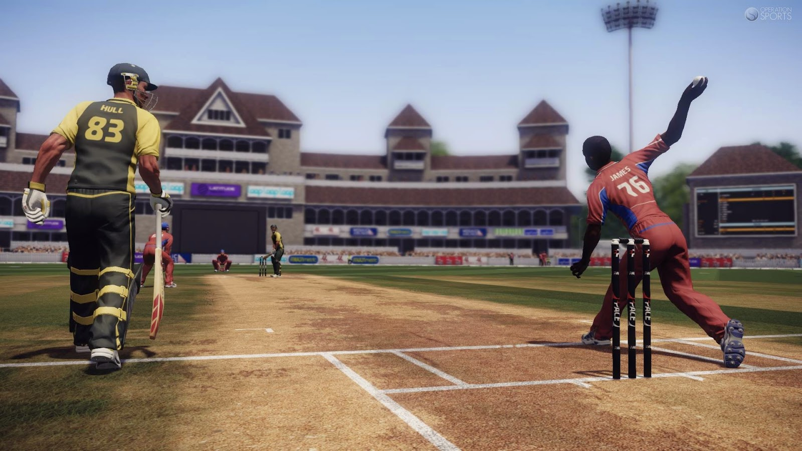 Don-Bradman-Cricket-Gameplay-2