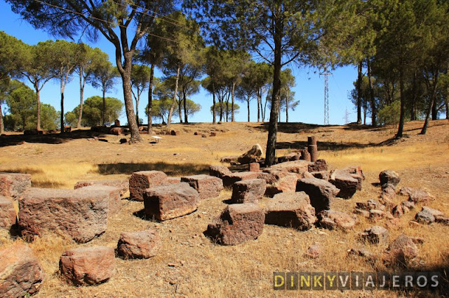 Minas de Riotinto. Necrópolis romana