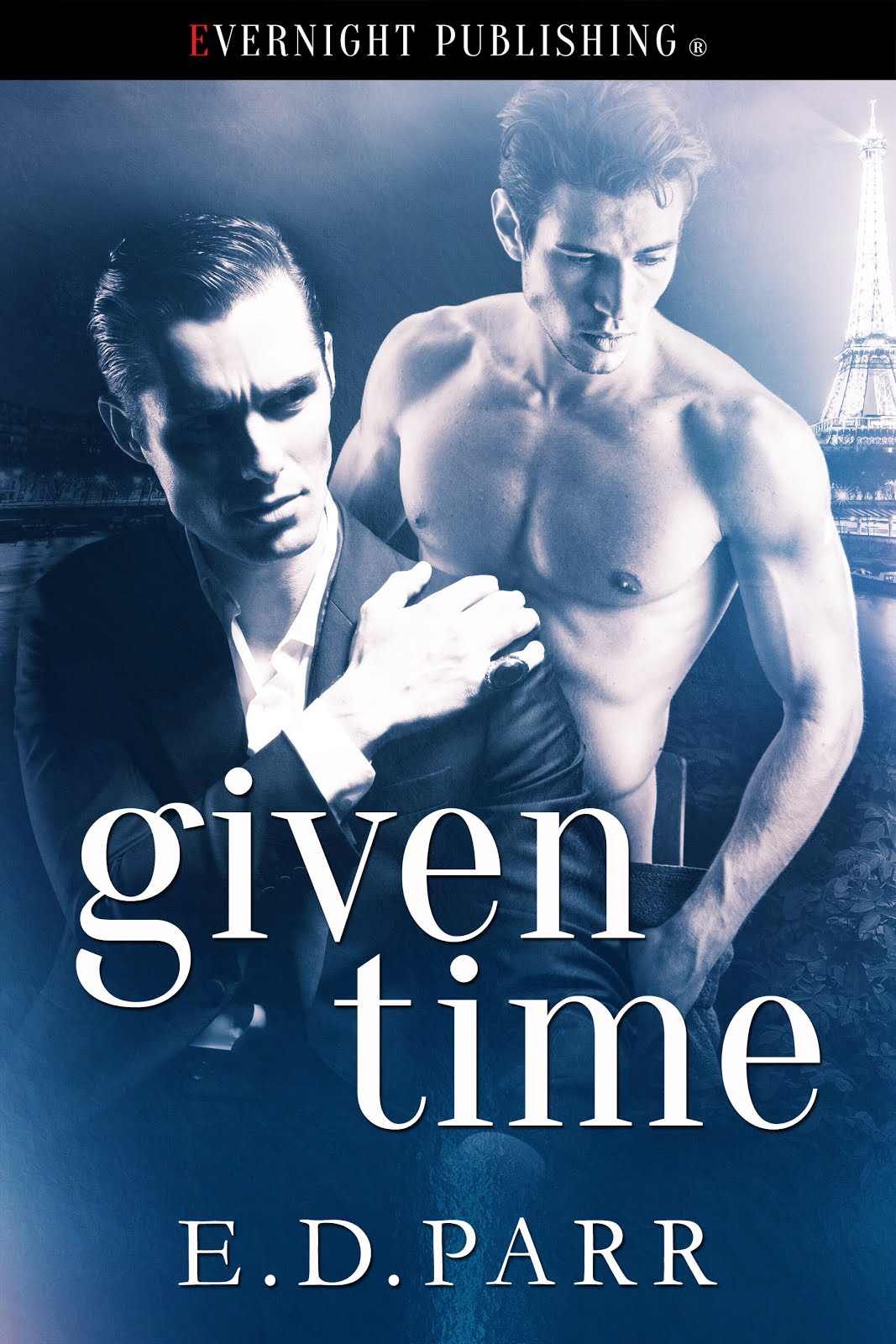 Read an excerpt from Given Time