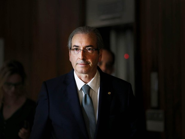 Eduardo Cunha é preso pela PF por ordem de Sérgio Moro