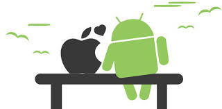 Android & iOS.