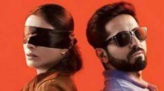 Andhadhun gets good lead at box office, needle thread crosses 70 crores
