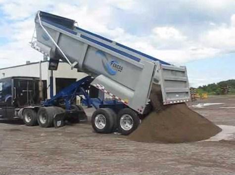 foto dump truk besar tronton