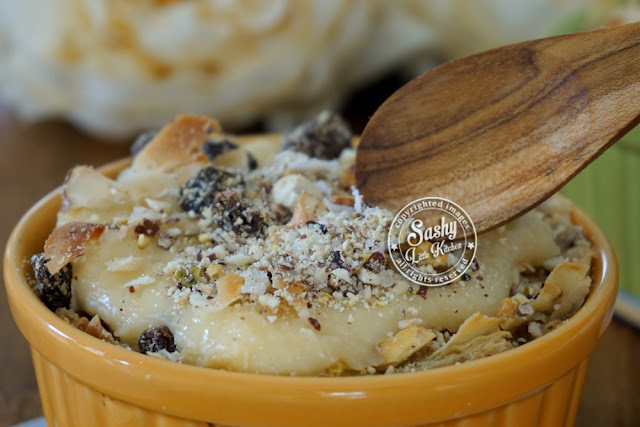 Om Ali (Egyptian Dessert)