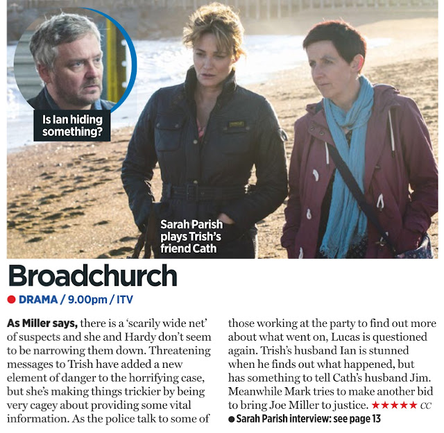 Press Previews Broadchurch Series 3 Episode 3