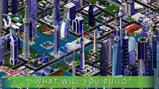 Designer City: building game APK v1.37 Mod Unlimited Gems/Coins Terbaru