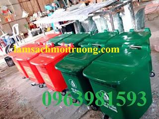 Cung cấp thùng rác y tế 60 lít, thùng rác bệnh viện, thùng rác nhựa giá rẻ
