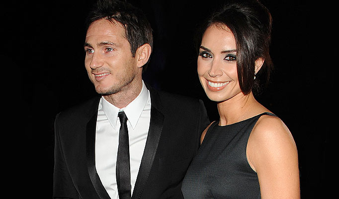 Frank Lampard With His...
