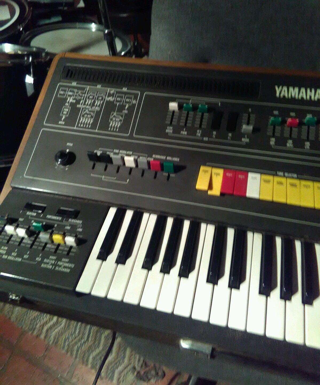 Matrixsynth yamaha cs 50 keyboard synthesizer for Yamaha keyboard synthesizer