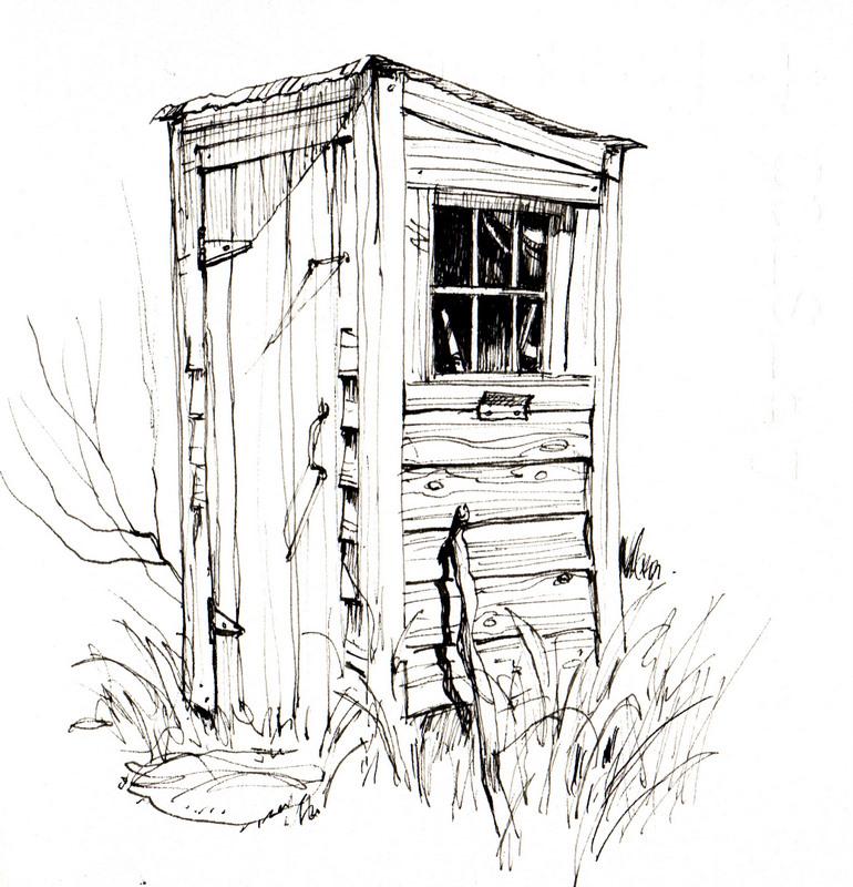 Artists' Journal Workshop: Quick Sketch with my Lamy Joy pen