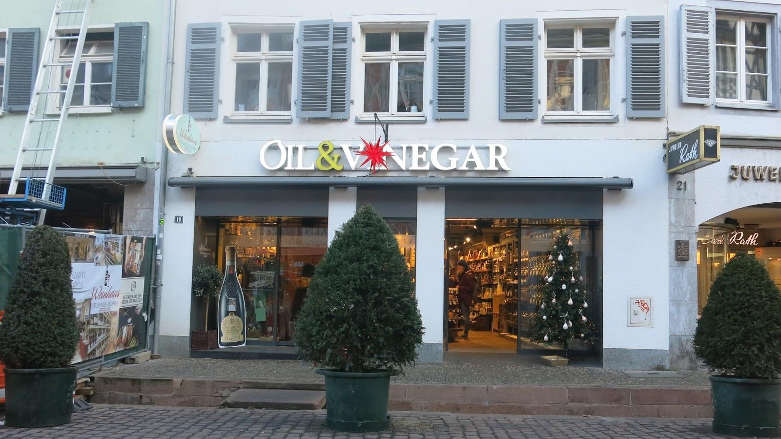 7256bb7bd Uma loja onde eu queria morar  Oil   Vinegar