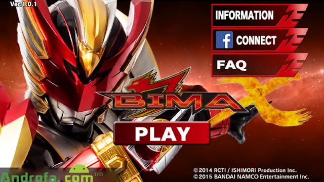 Download Game Bima-x Satria Garuda