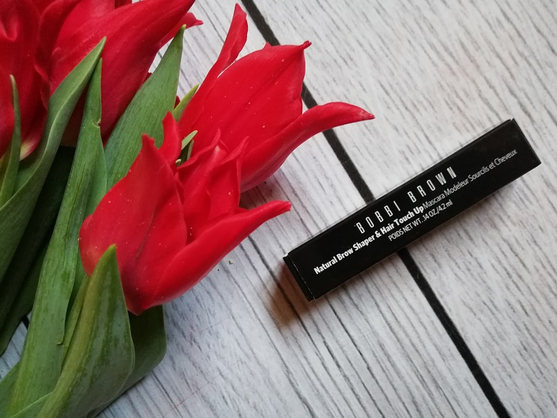 Bobbi Brown żel do brwi dla brunetek