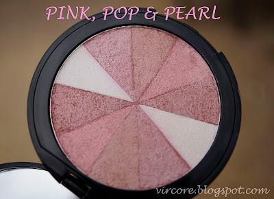 Pink, pop & pearl de  Soap & Glory