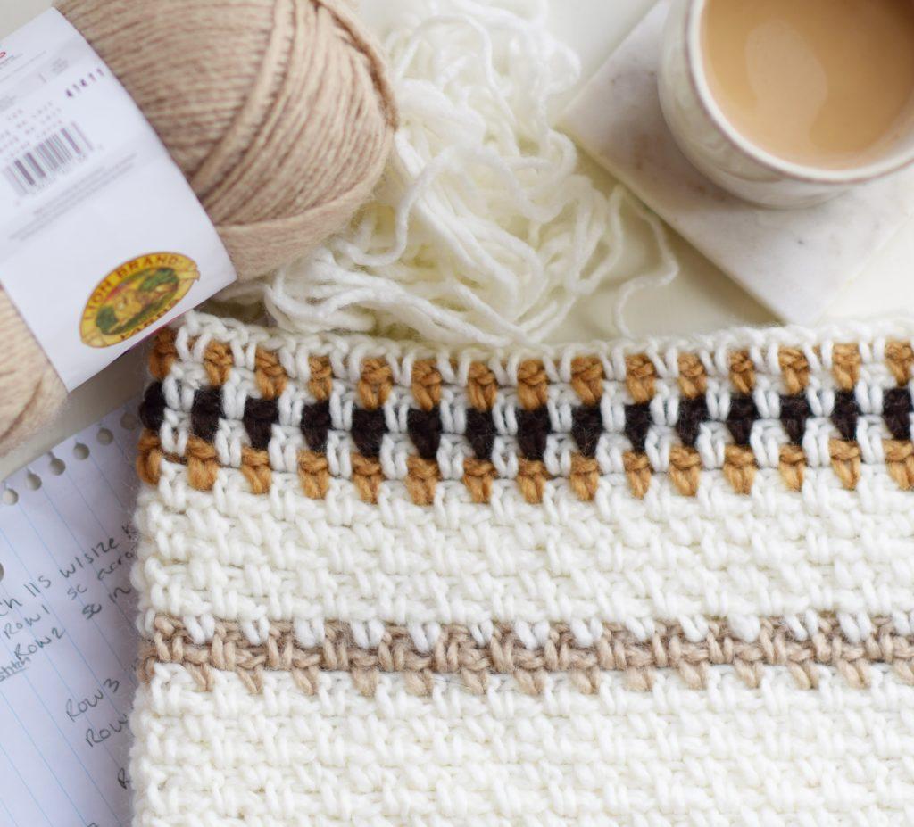 BAJA BLANKET SWEATER CROCHET PATTERN - Crochet Things