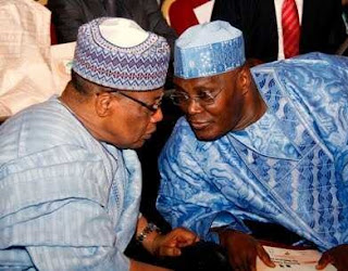 atiku Ibb in secret meeting