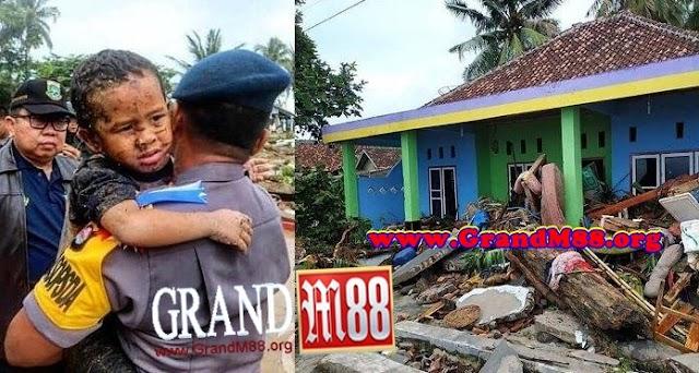 GrandM88 - Berita Tsunami Banten Beserta Kronologi Lengkap BMKG