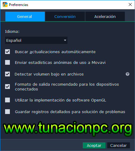 Descargar Movavi Video Converter Portable