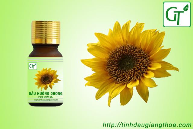 Dầu Hướng Dương nguyên chất (Sunflower oil)