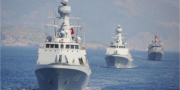 Οι Τούρκοι θα «στήσουν» την πλατφόρμα εξόρυξης στο Ακρωτήριο του Αποστόλου Ανδρέα και ακολουθούν κινήσεις κλιμάκωσης