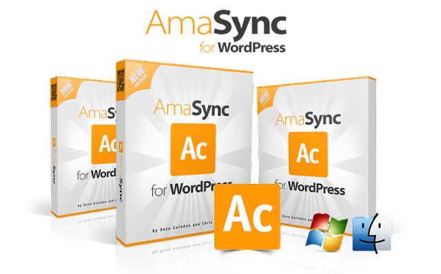 AmaSync WordPress Plugin
