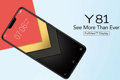 Spesifikasi Dan Harga Vivo Y81 Lengkap Terbaru