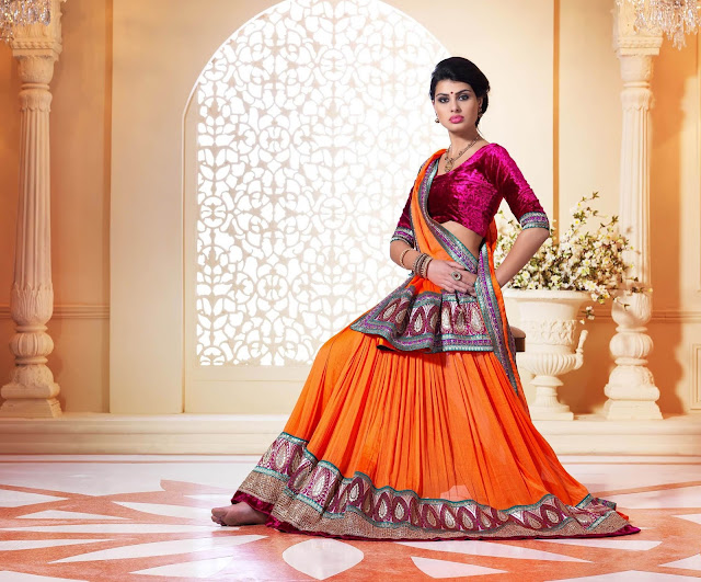 Designer And Convenient Sarees Are Ready To Embrace You With Open Arms