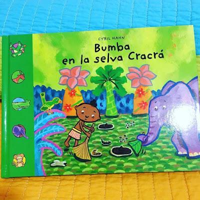 que estas leyendo, album ilustrado, cuento infantil, bumba en la seva cracrá cyril hahn, primeras lecturas, infantil, picarona, obelisco,
