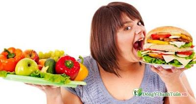 Người béo phì dễ mắc bệnh trào ngược dạ dày thực quản