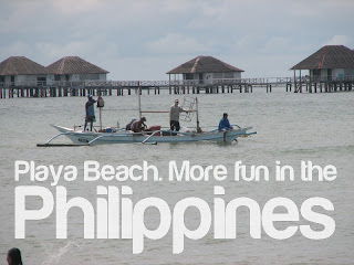 More Fun in the Philippines: Playa Beach in Calatagan, Batangas!