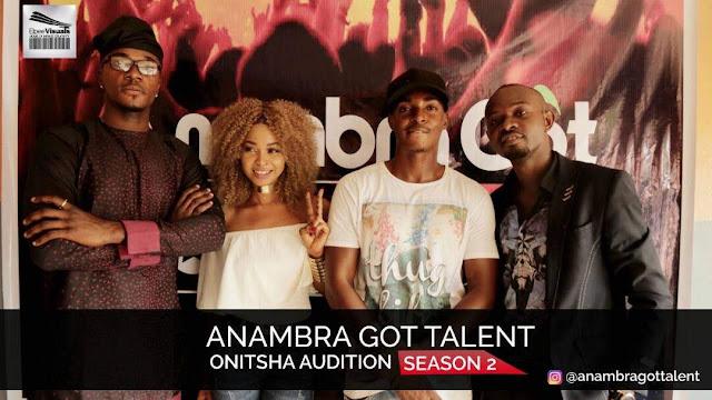 anambra got talent, onitsha auditions 1