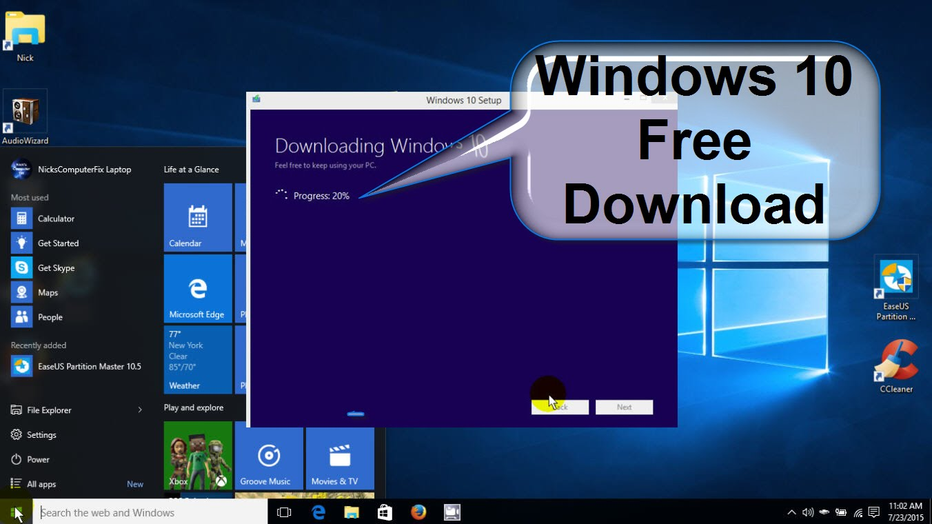 Best Windows 10 download managers