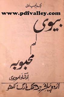 Bivi aur Mahbooba by Irshad Amrohvi