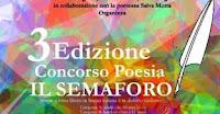 Il Semaforo: concorso di poesia a tema libero in italiano e in siciliano