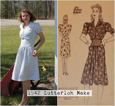 1940s Lutterloh Make
