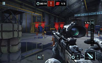 تهكير لعبة sniper fury, تحميل لعبة sniper fury مهكرة