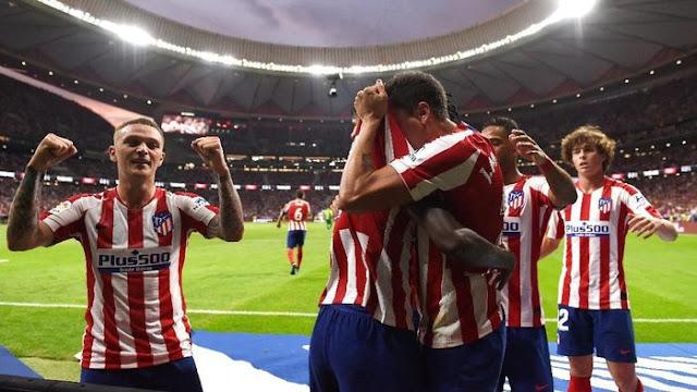 Madrid dan Barca Terseok-seok, Momentum Tepat Atletico untuk Juara