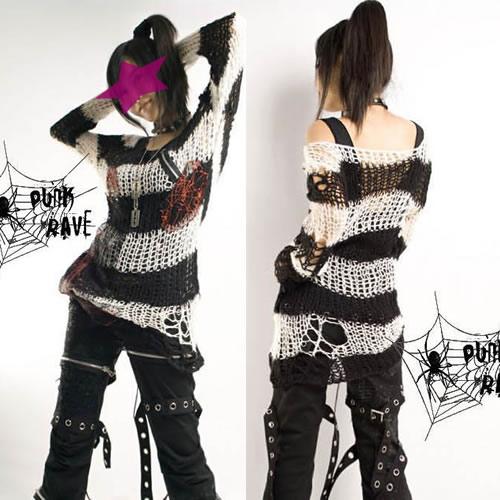 emo girls cloths fashion and styles  hbo fashion