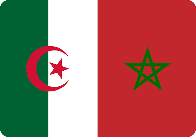 download flag algeria morocco svg eps png psd ai vector color free #morocco #logo #flag #svg #eps #psd #ai #vector #color #free #art #vectors #country #icon #logos #icons #flags #photoshop #illustrator #symbol #design #web #shapes #button #frames #buttons #algeria #maroc #network