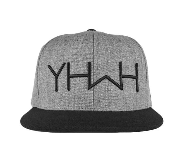 YHWH snapback - Art of Homage | Land of Honey